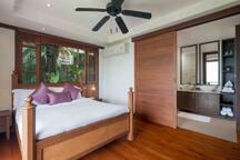 1st floor bedroom 3 , 一层第三个卧室