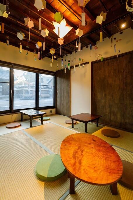 Japanese style room 'tatami'