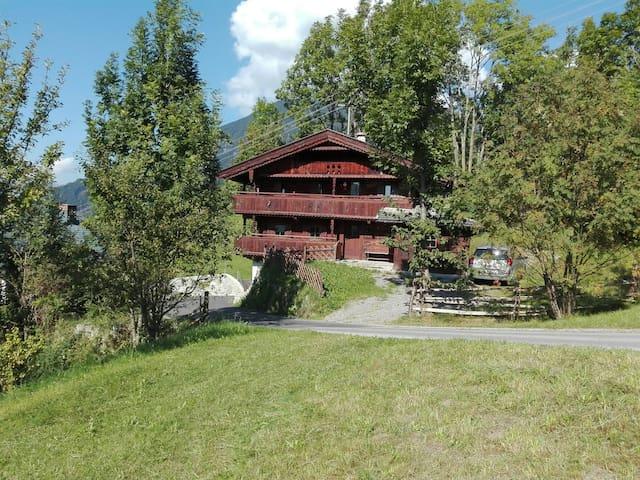 Hütte im Zillertal -  Chalet Zillertal Tyrol
