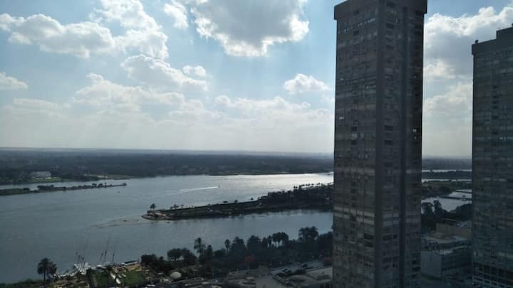 Maadi Sky Nile View
