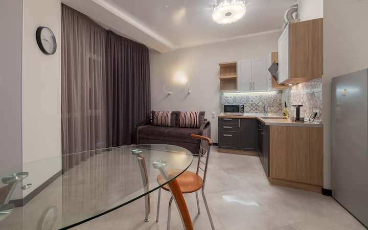 Новые апартаменты на набережной Золотой берег
