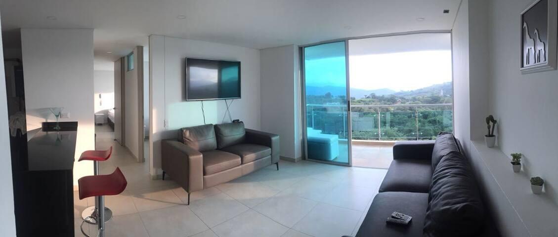 """Hermoso Apartamento Campestre """"La Mesa C/Marca"""" 2"""