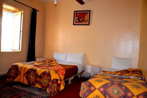 Maison Ourti à Ksar Timnay Hôtel