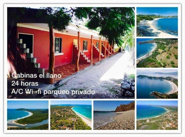 Cabinas el Llano - Huacas