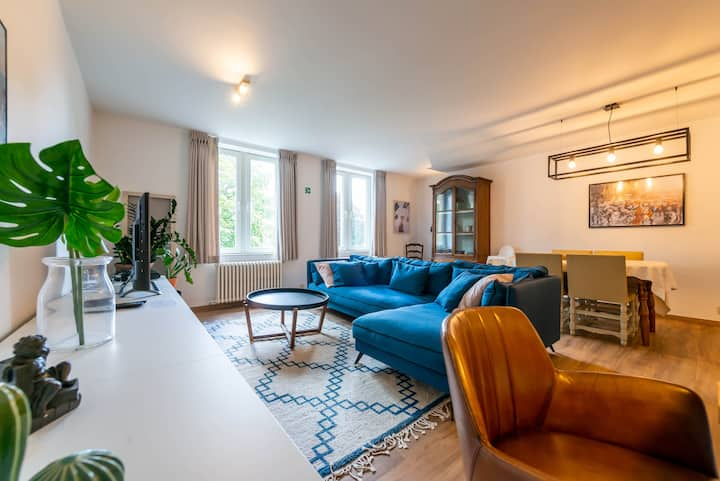 Bruges Apartment on beautiful location