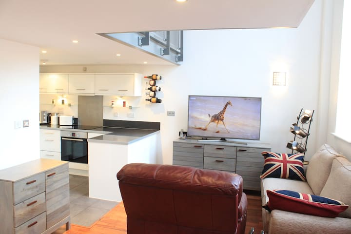 Central London 1 Bed Luxury Apartment - London - Apartment