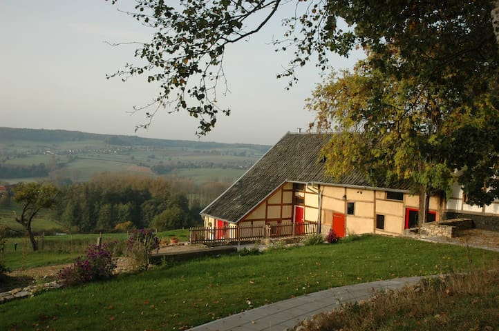 Pittoreske VakwerkVakantiewoning Cottessen Limburg - Vijlen - Flat