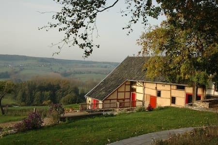 Pittoreske VakwerkVakantiewoning Cottessen Limburg - Vijlen - Apartment