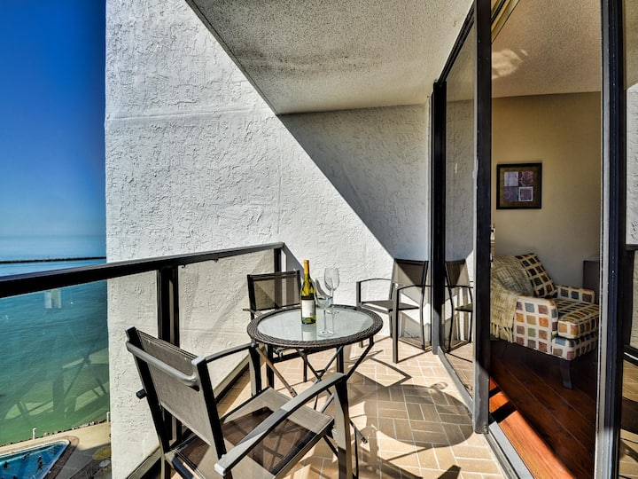 440 West Condos 1101-N See all of Clearwater Beach from your balcony