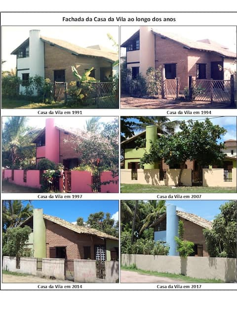 Casa da Vila - Itaunas