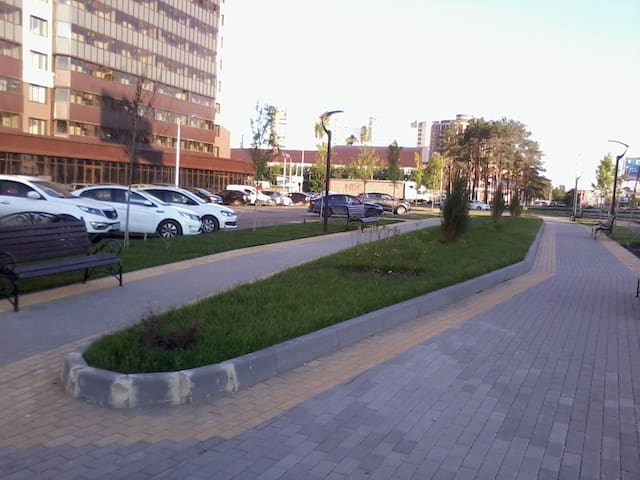 апартаменты на Московском проспекте.