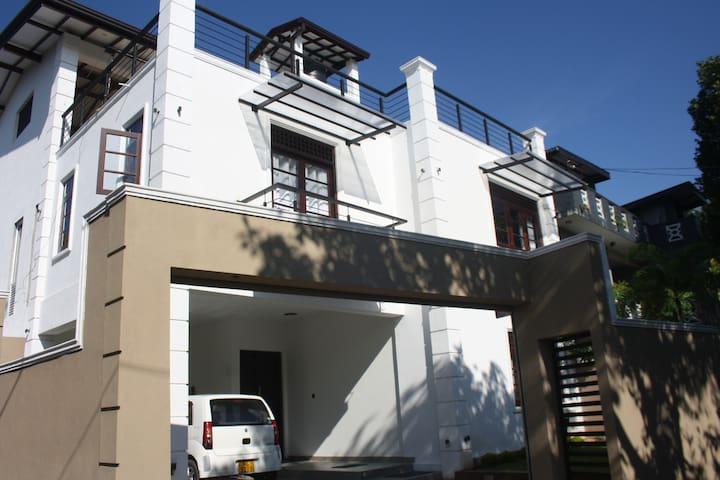 White House Mt Lavinia - Dehiwala-Mount Lavinia - Maison