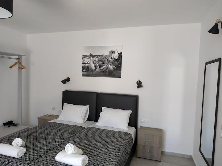 New apartment between airport & Mykonos Town