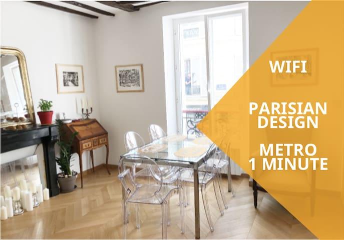 ❤️ Pretty & Cozy Room in Paris   Near metro