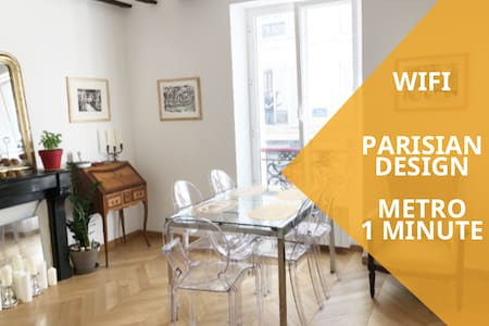 ❤️ Pretty & Cozy Room in Paris | Near metro