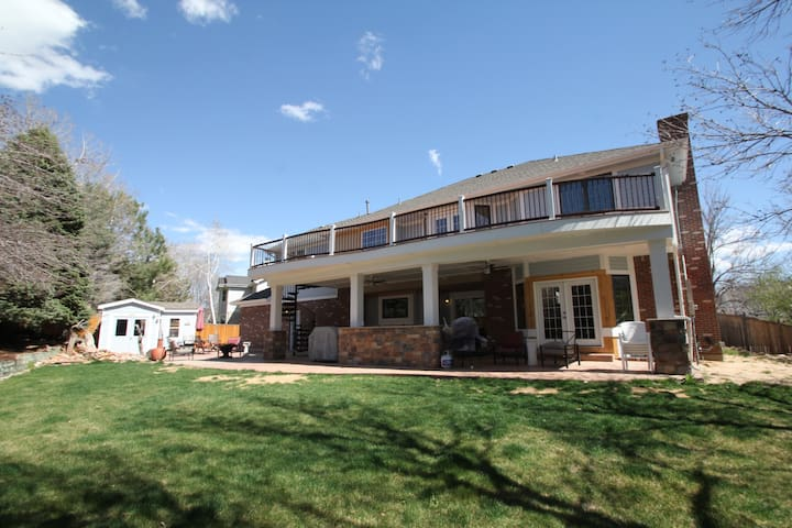 Great location, Large indoor and outdoor space. - Centennial - House