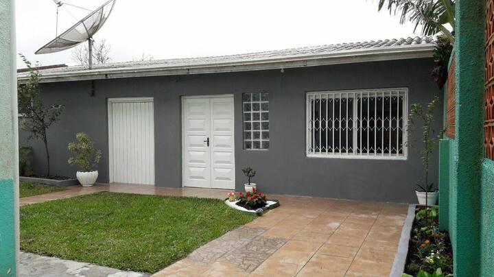 Casa de 2 dormitórios para até 5 pessoas-Tramandaí