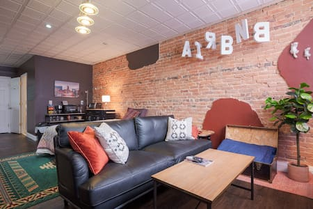 Stay in a Former Fells Point Bar! - Private Studio