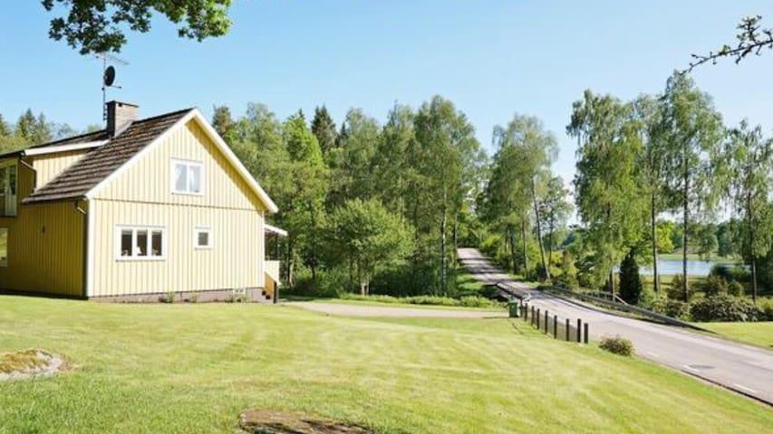 Naturnära hus utanför Ullared - Ullared - Hus