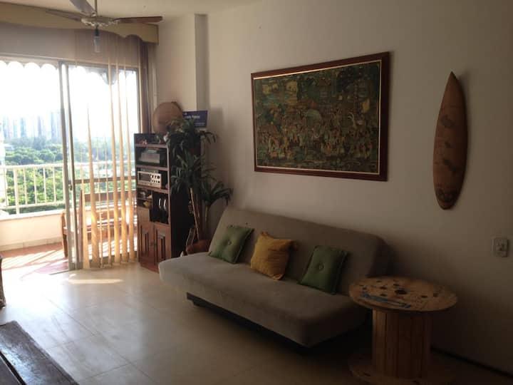 Apartamento na Barra da Tijuca