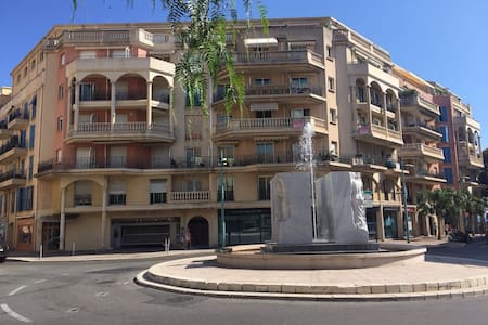 Charming 1 bedroom 1 bath 40 meters from the beach - Menton - Wohnung