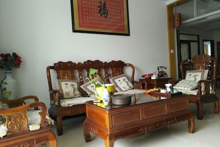 市中心莆仙恩克公寓,莆仙文化中国风家居 - 莆田