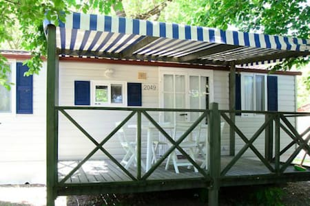 SandyBeach Mobile Homes Cavallino - Cavallino-Treporti - Bungalow