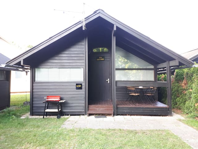 Spa Cottage.