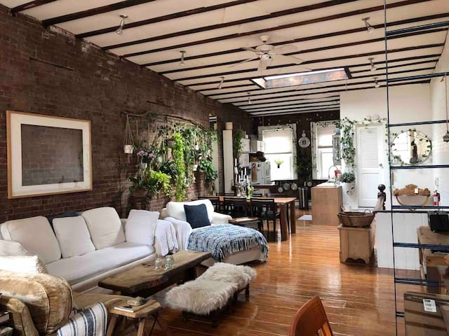 2 Story Loft Tribeca/Soho Downtown Manhattan