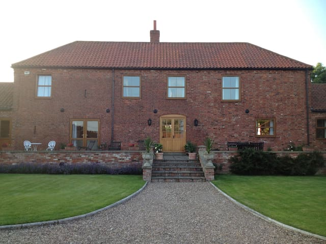 North Wold Barn - North Lincolnshire - Bed & Breakfast