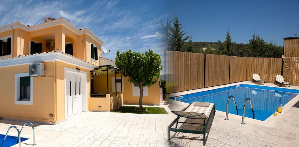 Anthemis Villas - Villa Sonia with private pool