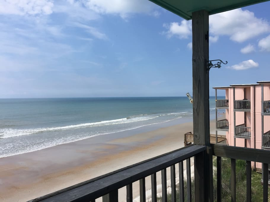 This place has an amazing seascape and sea life second to none. Sea turtles visit and nest on Topsail Island beaches pretty regularly during nesting season.