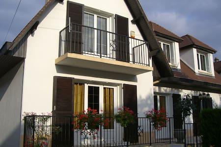 Chambre double dans maison individuelle PARIS sud - Chevilly-Larue - อพาร์ทเมนท์