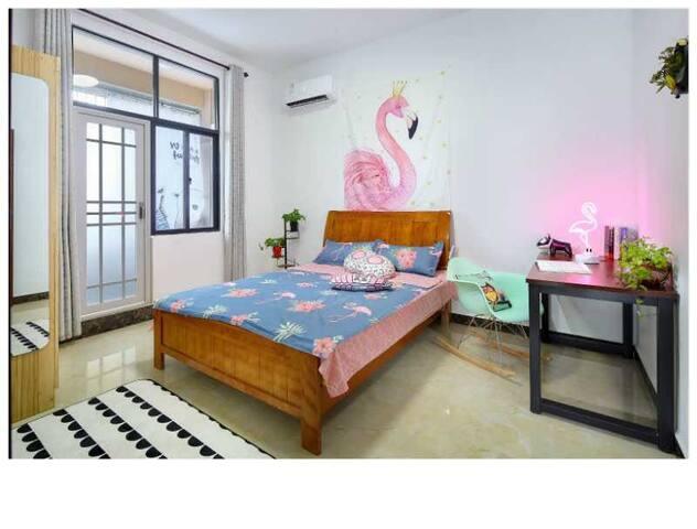 #Han舍3#Room【致】免费接机近三亚湾 距离西岛三分钟 天涯海角五分钟 南山寺20分钟