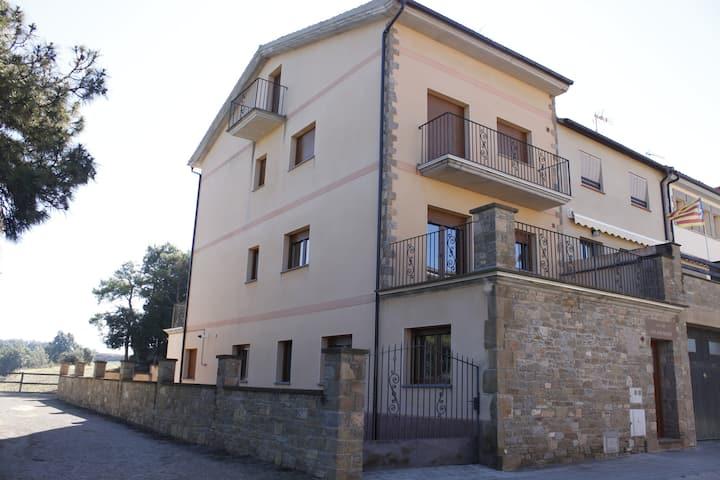 Apartamento Cal Soldevila en Tiurana