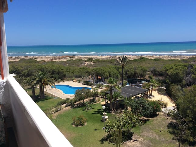 Exclusive and lovely frontbeach apartment. - Alicante - Appartement
