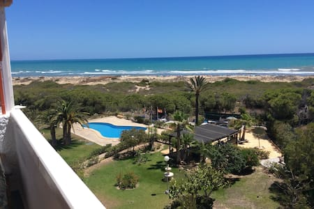 Exclusive and lovely frontbeach apartment. - Alicante - Apartment