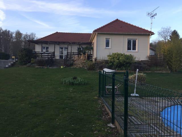 Maison proche de la campagne