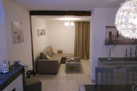 F2 Meublé, calme, en centre ville - Malesherbes - Appartement