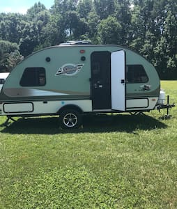 Camping in the country near beaches/Dogfish Head