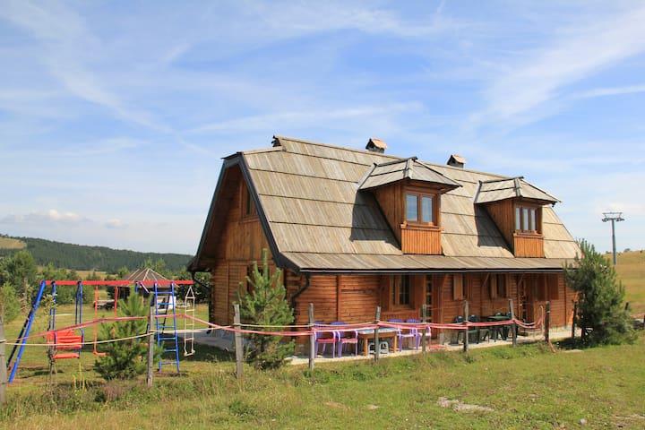 Vila Zlatibor Tornik - apartman Oliva