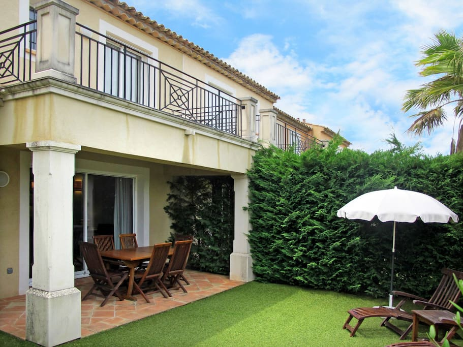 Terraced House R 233 Sidence Green Bastide For 6 Persons 224
