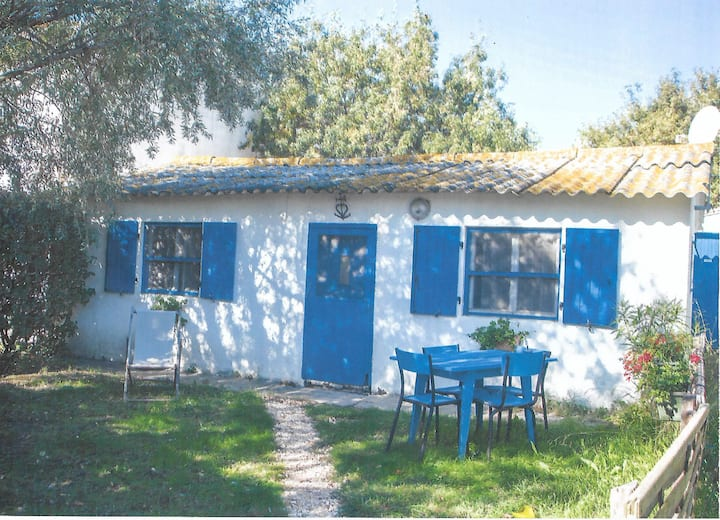 charmante  maison dans une manade camarguaise