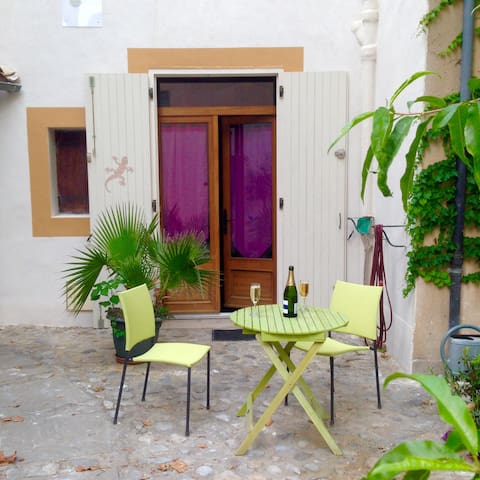 Holiday house in Fabrezan - Fabrezan - Huis