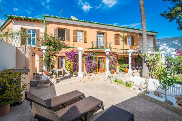 Can Rey des Play - Nice town house near Palma