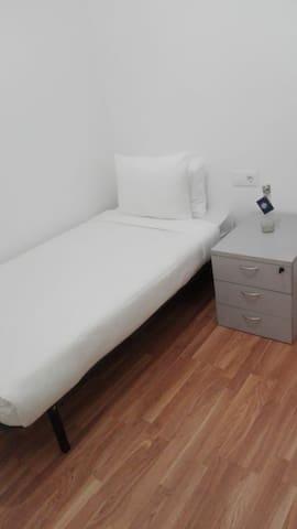 Acogedora y bonita habitación individual