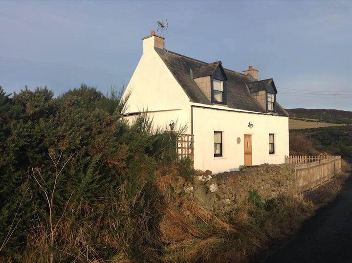 Piper's Cave.  A triple room with sea views, B & B
