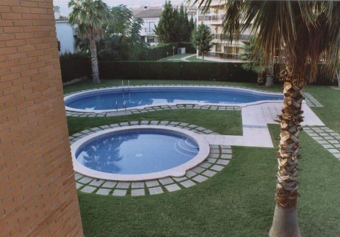 Apartamento en Cambrils, Playa y Port Aventura - Cambrils - Apartment