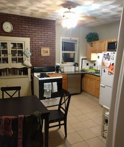 Family-friendly 1 Bed Near Union Sq Somerville!