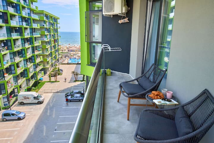 Black Sea Estate apartment Alezzi spa n pool beach
